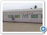 Science Express Climate Action Special Train, Karur