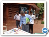Dr. S. Paulraj, IFS., Visit our Stall at Chennai Snake Park at the time of World Environment Day 2017