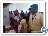 Dr. Anandi Subramanian Sr. Economic Advisor, MoEF & Cc visit our Stall